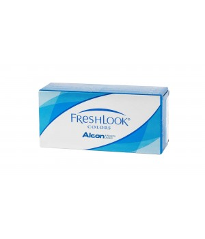 КОНТАКТНЫЕ ЛИНЗЫ FRESHLOOK COLORS 1 шт.